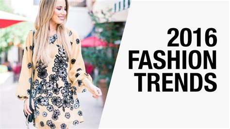 2016 Fashion Trends - Pantone Colors, Androgyny ...