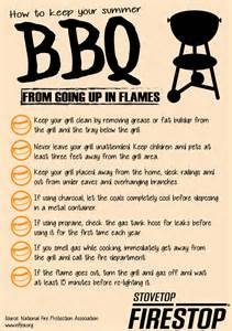 BBQ Grilling Safety Tips