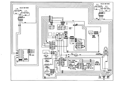 Wiring Electric Stove by Wiring Diagram For Electric Stove Bookingritzcarlton Info