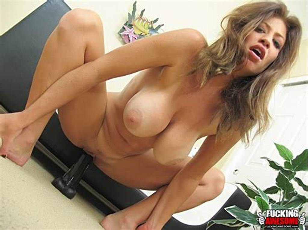 #Lucky #Benton #Gets #Naked #And #Stuffs #Her #Pussy #With #Big