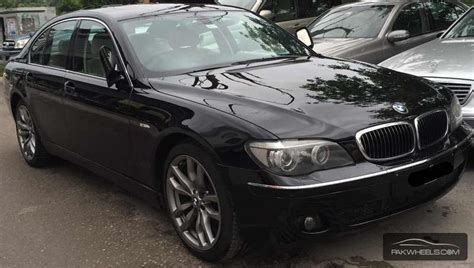 Bmw 7 Series 730d 2007 For Sale In Islamabad