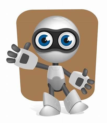 Robot Clip Clipart Robotics Cliparts Friendly Robots