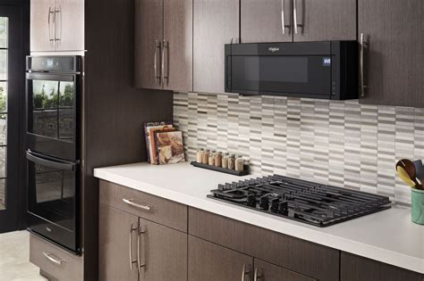 featured appliances whirlpool  profile microwave