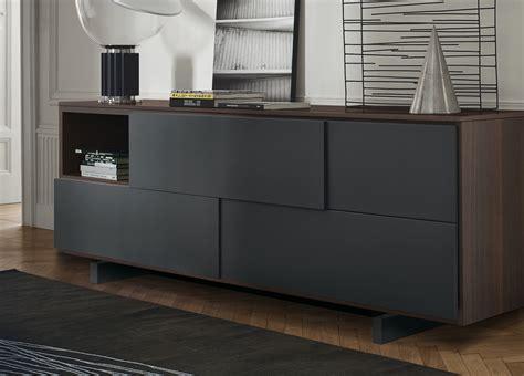 jesse open sideboard  italian sideboards   modern