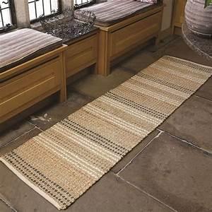 Tapis De Couloir : tapis de couloir naturel seagrass flair rugs 60x230 ~ Melissatoandfro.com Idées de Décoration