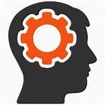 Thinking Critical Brain Mind Idea Icon Head