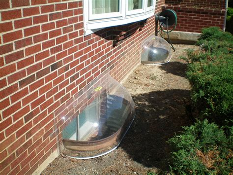 window  covers  metal window wells window bubble