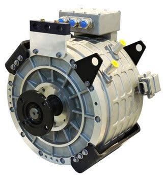 Synchronous Electric Motor by Ip65 1000nm 3 Phase Ac Synchronous Electric Car Vehicle