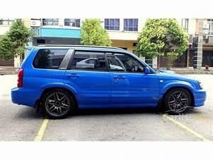 Subaru Forester 2004 Xt 2 0 In Selangor Automatic Suv Blue