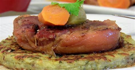 cuisiner le jarret de porc aux délices de géraldine jarret de porc confit