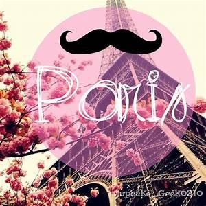 Cute Paris Wallpaper Girly - WallpaperSafari
