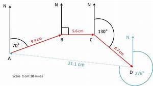 Bearings And Scale Drawings Worksheet