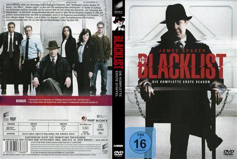 the blacklist staffel 1 dvd cover labels 2013 r1 custom