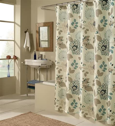 smart tips   cloth shower curtains homesfeed