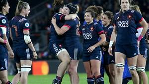 France Women 39 Wales Women 19 : Six Nations Rugby