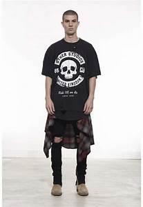 New Streetwear Harajuku 90s Mens Metallica Rock Graphic ...