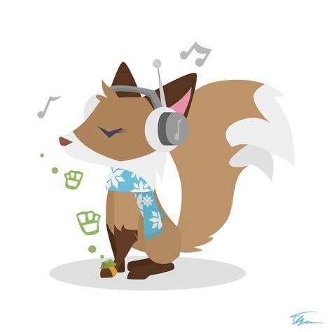 animal jam fox  tumultuoustiger  deviantart