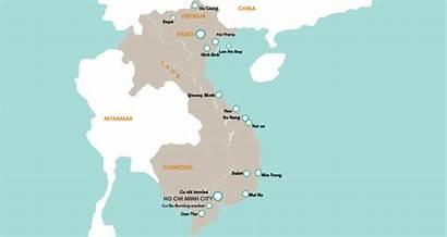 Vietnam Cang Mu Chai Travel Philippines Map