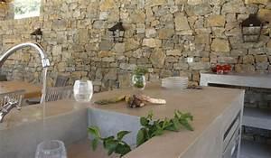 Enduit Béton Ciré : comment poser b ton cir pose beton cir sol b ton cir ~ Premium-room.com Idées de Décoration