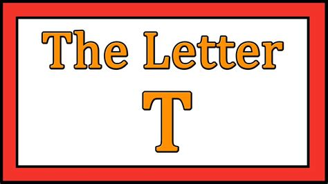 the letter t songs abc songs toddler baby preschool 430   maxresdefault