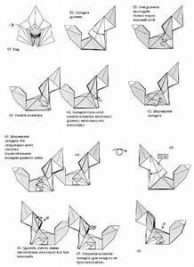 Origami Diagram Of The Fox