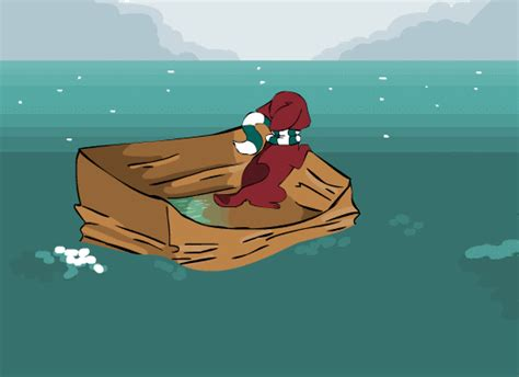 Sinking Boat Gif by Boat Gif Search Gifclip