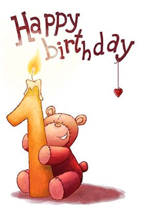 happy 1st birthday card template 201 best birthday cards images on baby