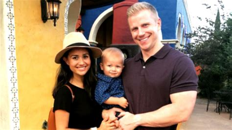 bachelor alum sean lowe  wife catherine  expecting