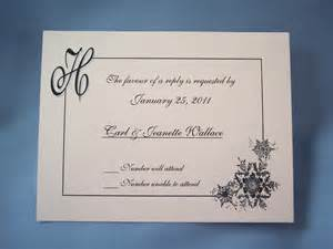 reply to wedding invitation wedding invitation response card theruntime