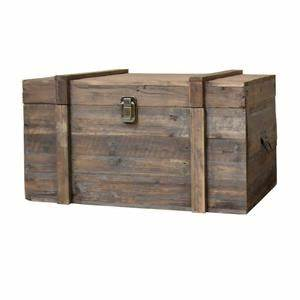 Malle En Bois : coffre en bois achat vente pas cher ~ Melissatoandfro.com Idées de Décoration