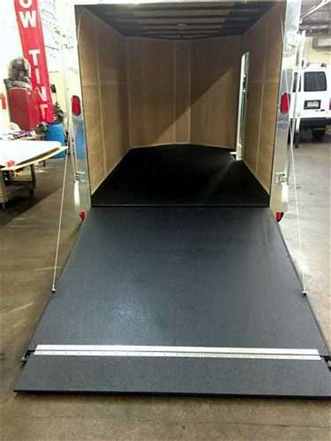 Enclosed Trailers   M.A.T. Spray On Coatings   Madison