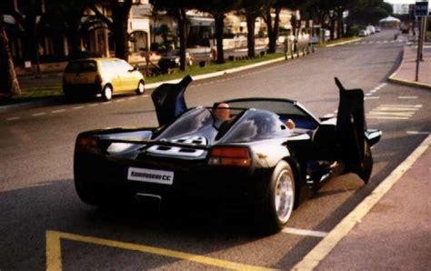 1998 Koenigsegg Cc Concept