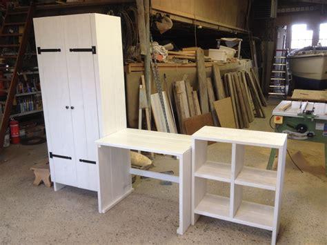 steigerhout meubels verven steigerhout wit verven beautiful blank eiken meubels