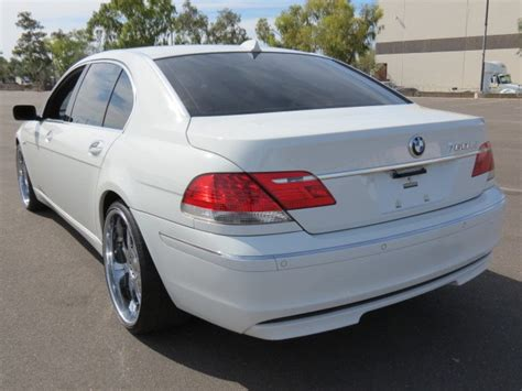 Used 2006 Bmw 7-series 760li