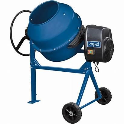 Mixer Concrete Scheppach 180l 800w 230v