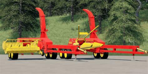 New Holland 900 Trailed Forager Fs 19 Farming Simulator