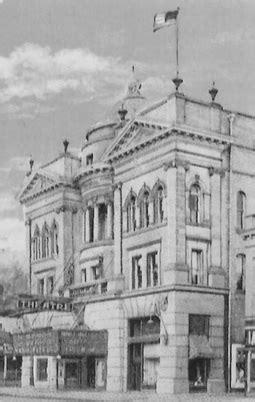 auditorium theatre  newark  cinema treasures