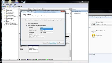 How To Format A Drive Without Deleting Files Using Free