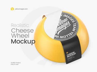 Plastic lighter mockup 11858 tif. Cheese Wheel Mockup - Halfside View by Dmytro Ovcharenko ...