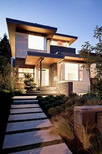 18, Amazing, Contemporary, Home, Exterior, Design, Ideas