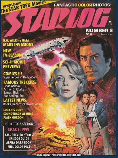 Starlog Magazine Space 1976 1999 Covers Issue