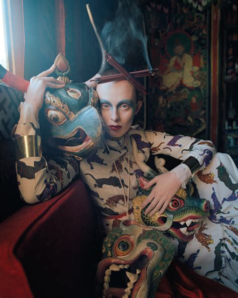 Karen Elson The Land Dreamy Dreams Tim Walker