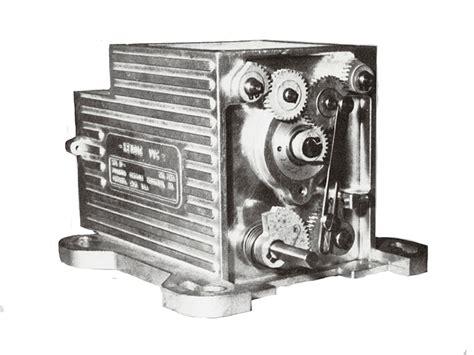 Ford Variable Venturi Carburetor