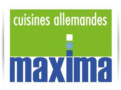 maxima cuisine cuisines équipées cuisines design qualité allemande maxima