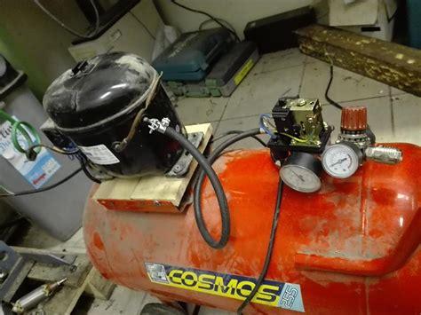 Kompresors no ledusskapja! - Spoki