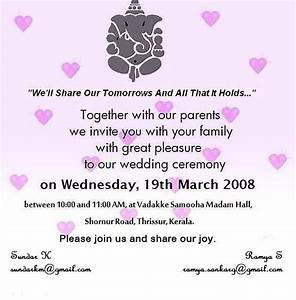 wording on wedding invites of the couples are also With wedding invitation quotes for my marriage