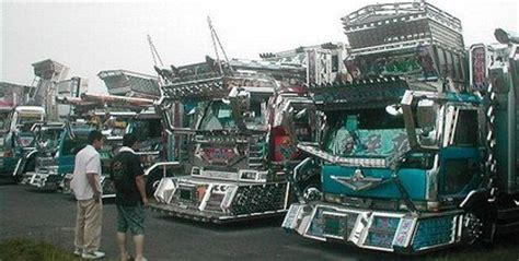 camiones tuneados japoneses