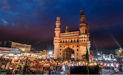 Hyderabad India Blockchain Telangana Capital Indian State