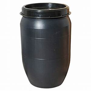 Plastiktonne Mit Deckel : 120 liter fass 120 liter fass blau un x deckel spannring maischef sser lagerverkauf maische ~ Eleganceandgraceweddings.com Haus und Dekorationen