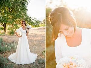meg provo bridals with a glorious field and a swooshy With wedding dresses provo